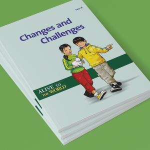 Book 8 Changes and Challenges from the Alive to the World series