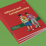 Alive to the World RSHE Book - Different and Complementary - Book 6