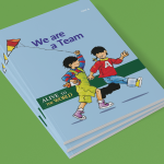 We are a Team - Alive to the World RSHE Book