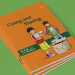 Alive to the World's Book 5 Caring and Sharing cover